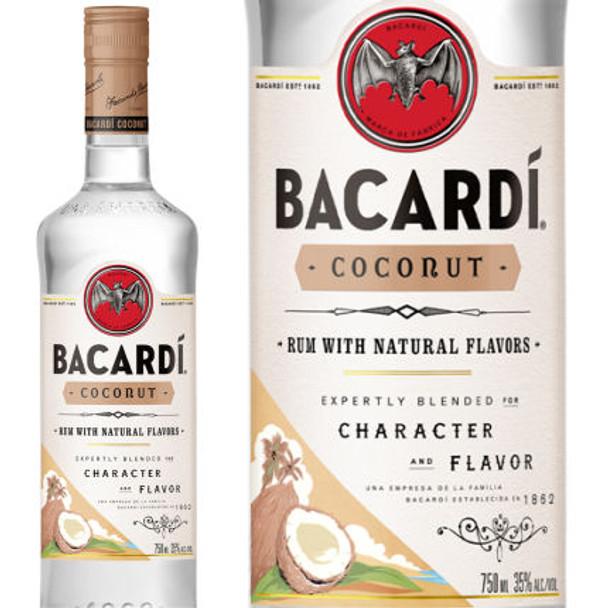 Bacardi Coconut Rum 750ml