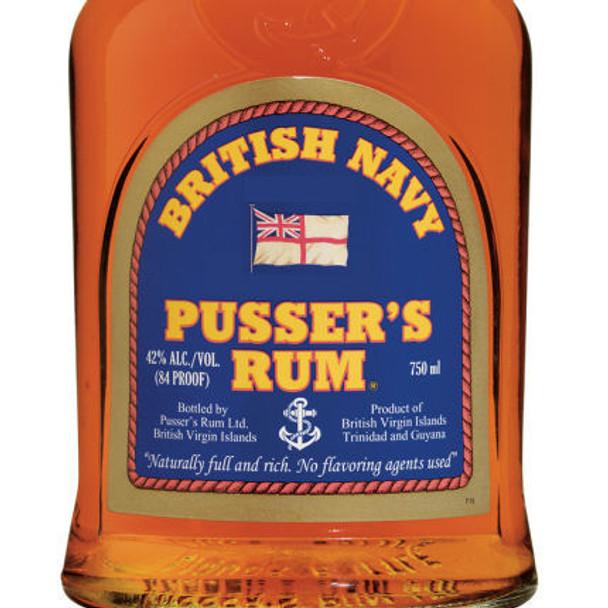 Pusser's Dark Guyana Rum 750ml