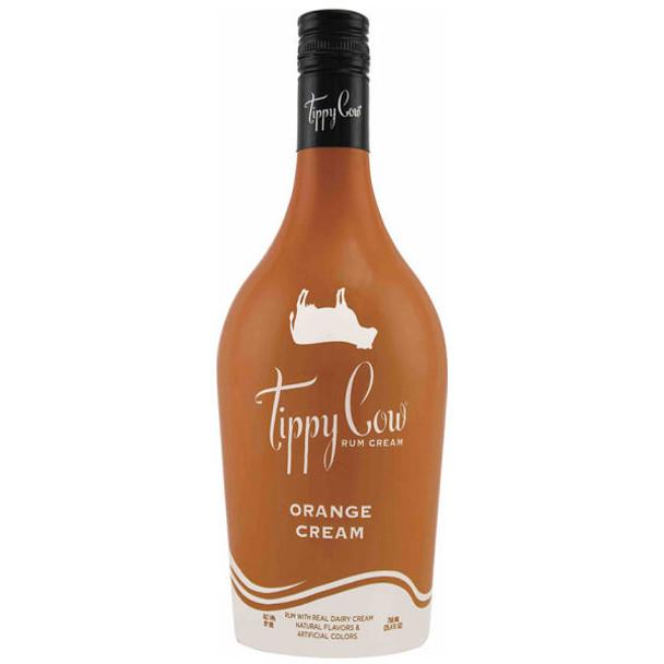 Tippy Cow Orange Rum Cream 750ml