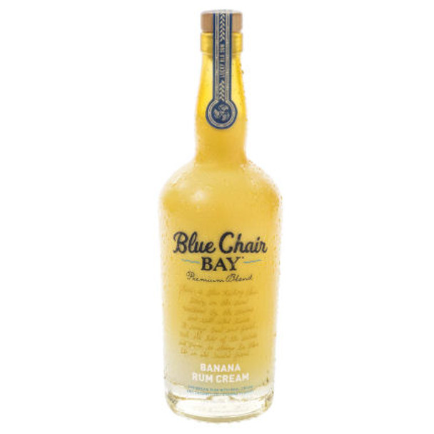 Kenny Chesney Blue Chair Bay Banana Rum Cream 750ml