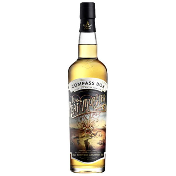 Compass Box The Peat Monster Islay Single Malt Scotch 750ml