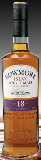 Bowmore 18 Year Old Islay 750ml