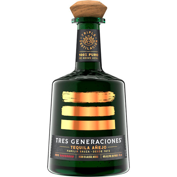 Tres Generaciones Anejo Tequila 750ml