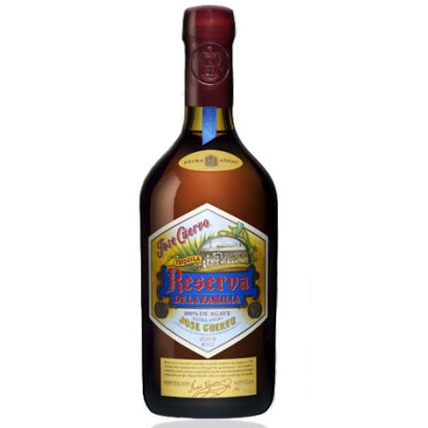 Jose Cuervo Reserva de la Familia Tequila 750ml
