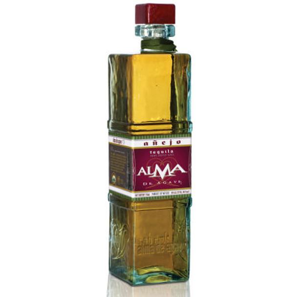 Alma De Agave Anejo Tequila 750ml