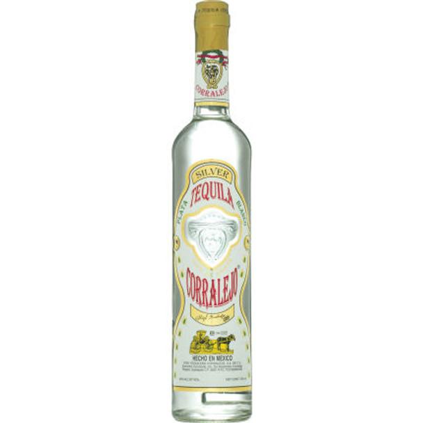Corralejo Silver Tequila 750ml