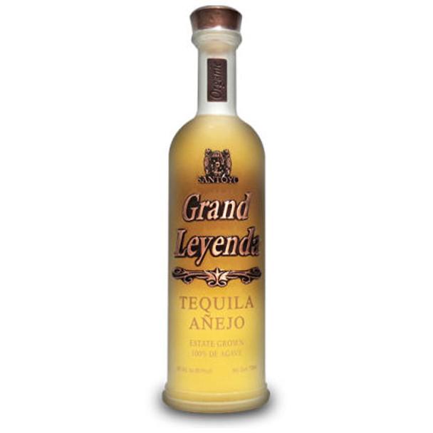 Santoyo Grand Leyenda Anejo Tequila 750ml