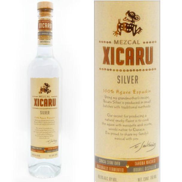 Xicaru Silver Mezcal