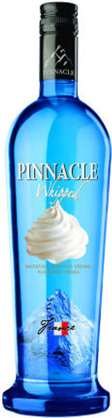Pinnacle Whipped French Vodka 750ML
