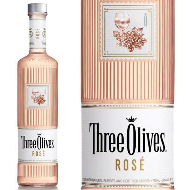 Three Olives Cherry Vodka 750ml