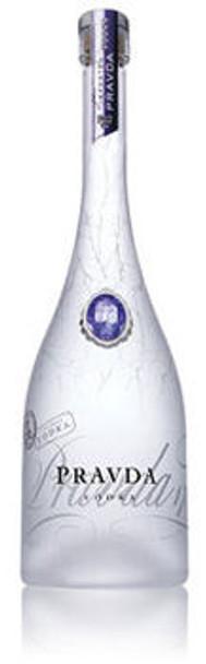 Pravda Polish Grain Vodka 750ml