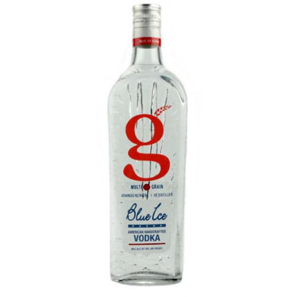 Blue Ice American G Multi Grain Vodka 750ml