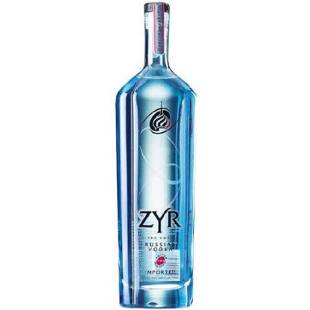 ZYR Grain Russian Vodka 750ml