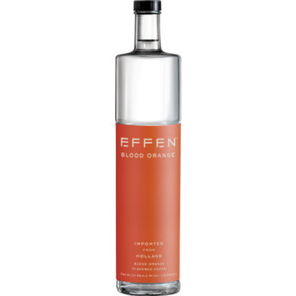 Effen Dutch Blood Orange Wheat Vodka 750ml
