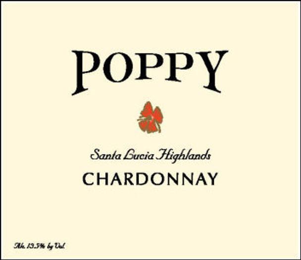 Poppy Santa Lucia Highlands Chardonnay