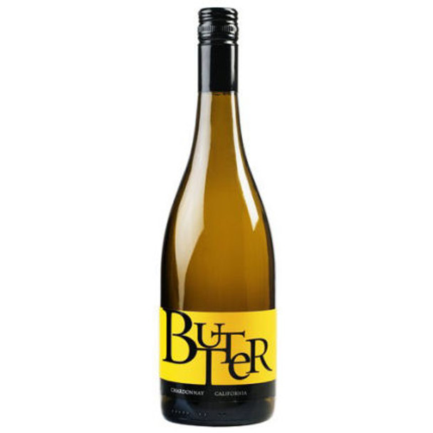 JaM Cellars BUTTER California Chardonnay