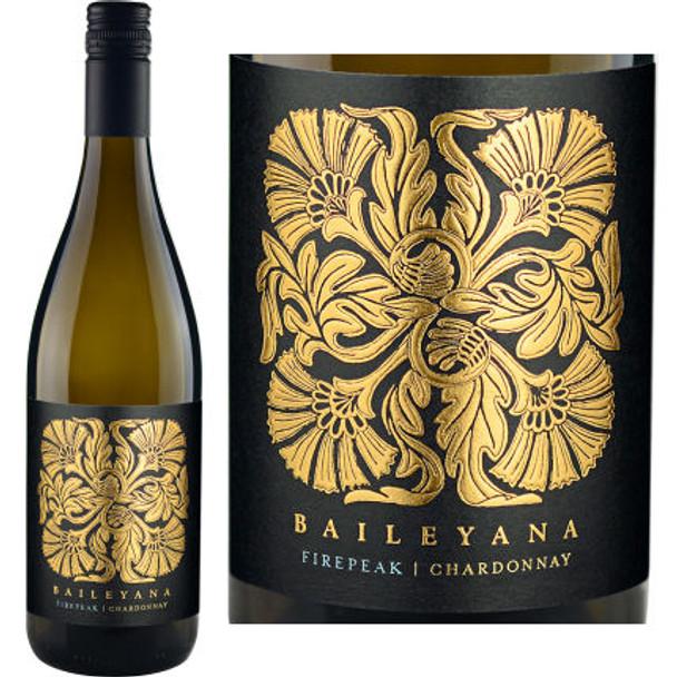 Baileyana Firepeak Vineyard Edna Valley Chardonnay