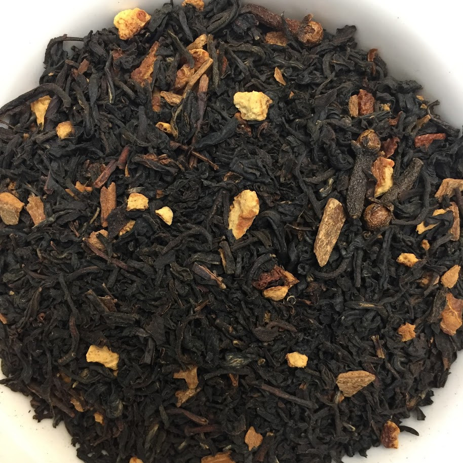 Cinnamon Orange Spice