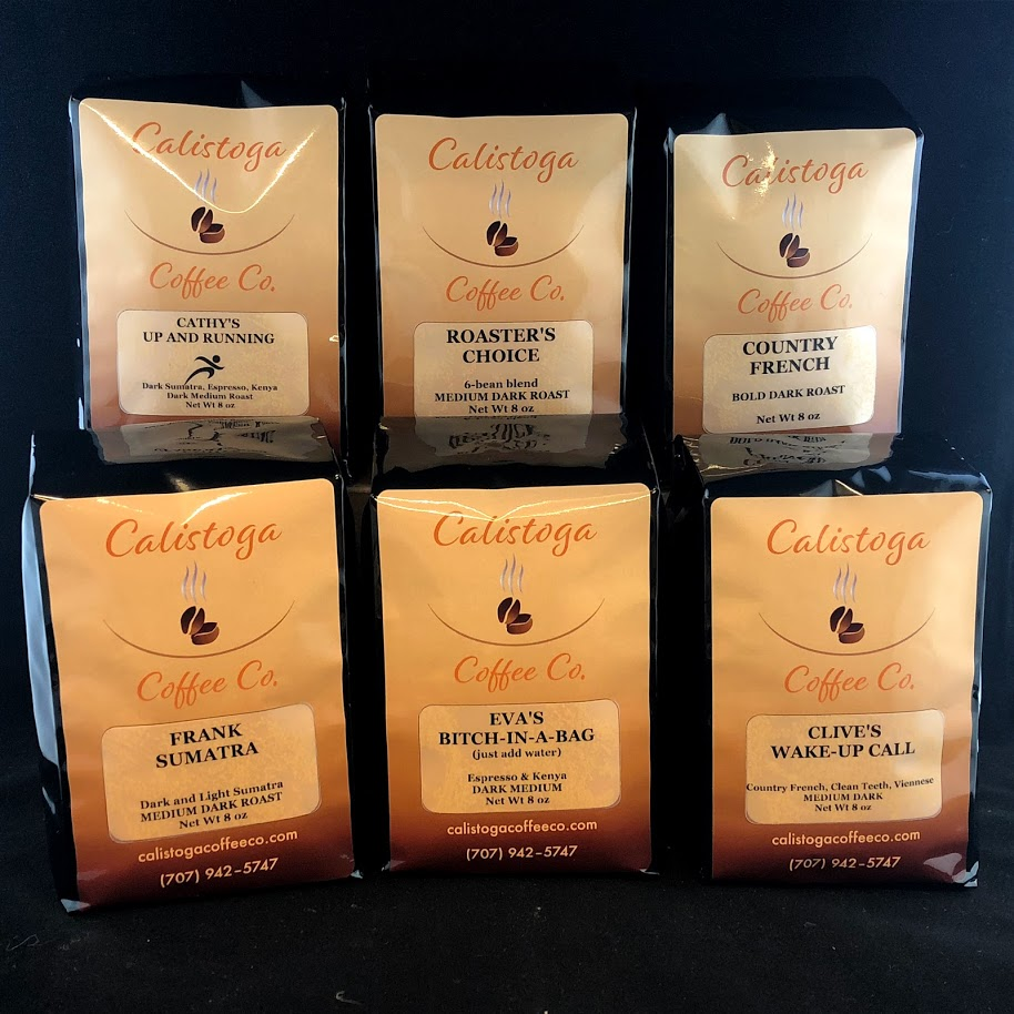 Custom Blend 6-pack Sampler
