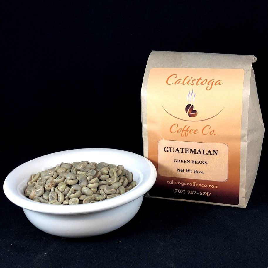 Guatemalan Fair Trade Organic Green Beans