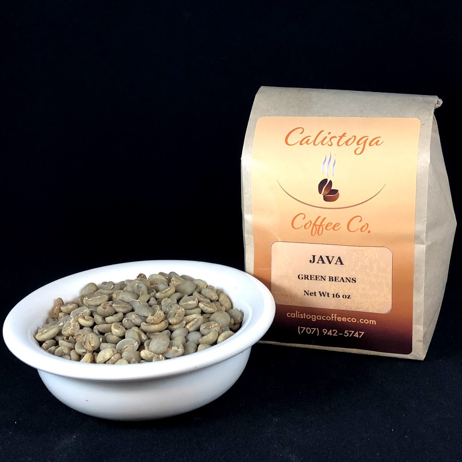 Organic Java Green Beans