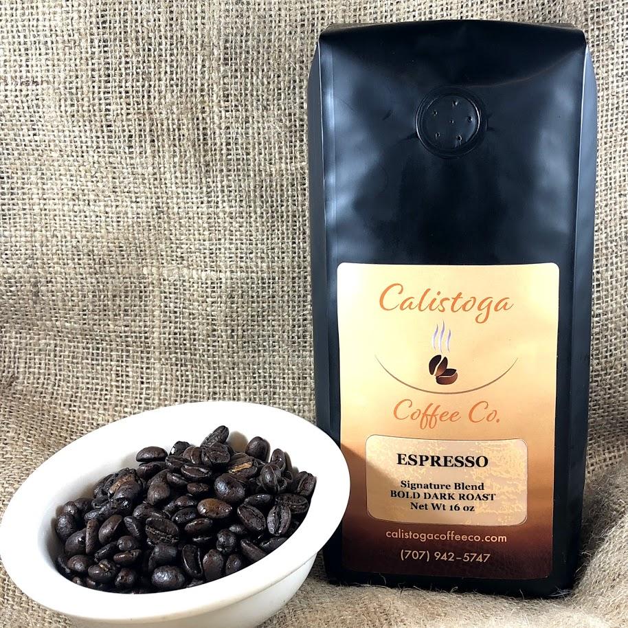 Organic Espresso Roast