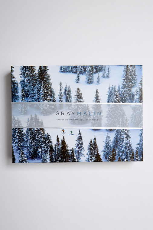 Gray Malin Two Sided Puzzle