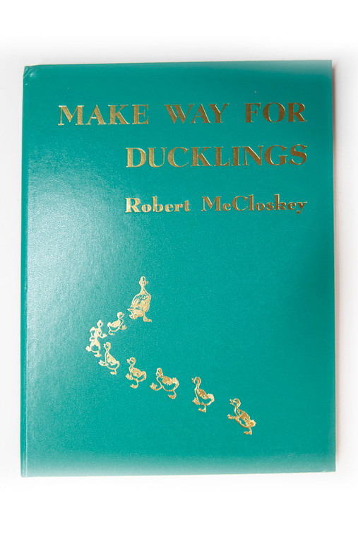 Make Way For Duckling Book