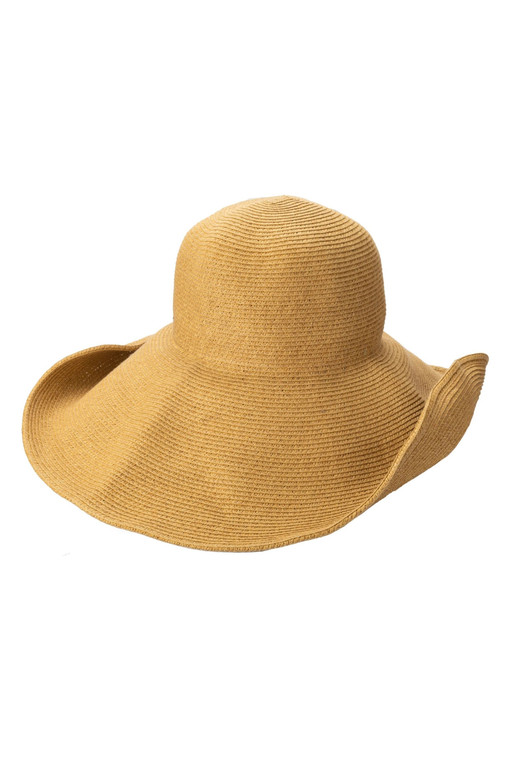 Multi-Way Sun Hat With Oversized Brim
