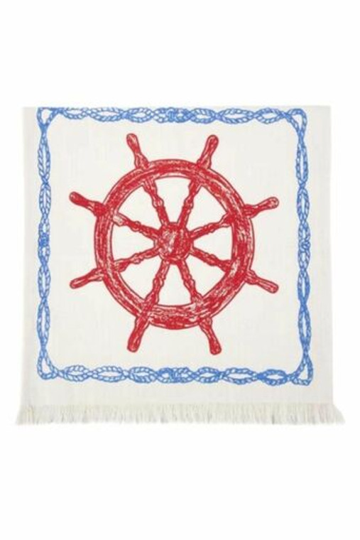 Maritime Hand Towel Set
