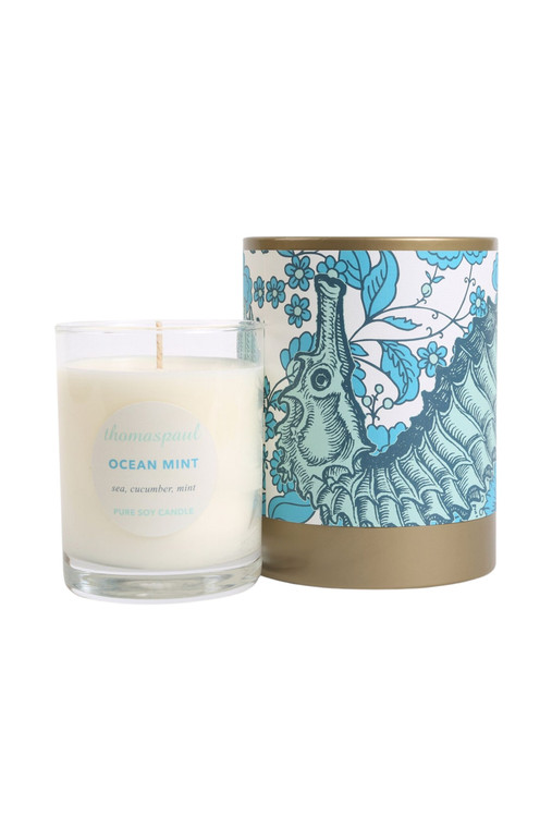 Seahorse Vineyard Soy Candle