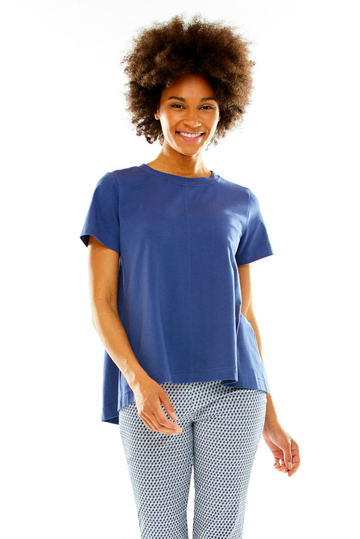 French Terry Swing Top