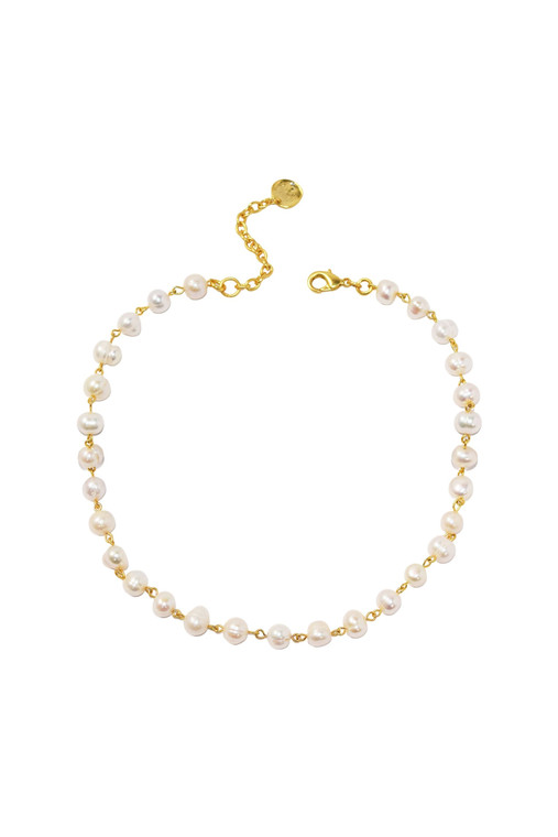 Fresh Water Pearl Layering Strand Necklace