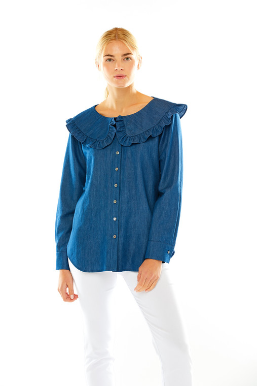 The Madeline Blouse