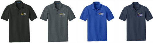 Gold Star Mission Port Authority Core Classic Pique Polo