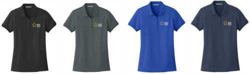 Gold Star Mission Ladies Port Authority Core Classic Pique Polo
