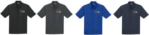 Gold Star Mission Nike Dri-Fit Micro Pique Polo