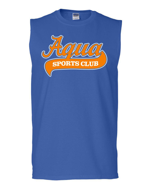 Aqua Club Sleeveless T-shirt
