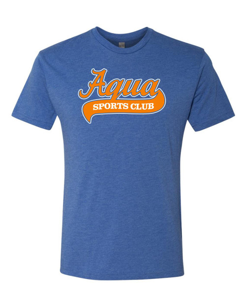 Aqua Club Triblend T-shirt