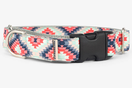 Inherit Sunlit Patterned Fabric Martingale