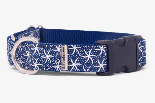 Sea Star Fabric Martingale