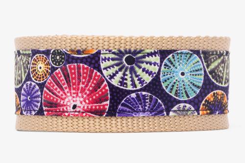 Sea Cookie Fabric Martingale