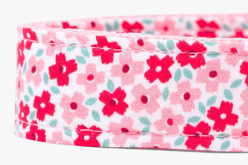 Be Mine Bouquet Fabric Martingale