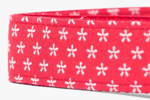 Simple Daisy Dog Collar