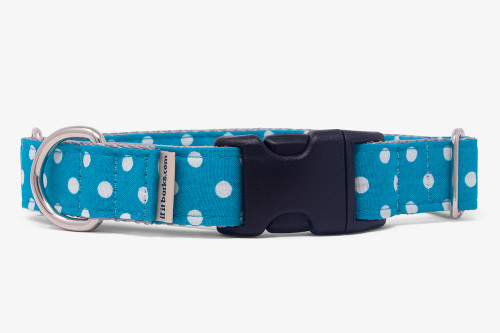 Marine Dots Fabric Martingale