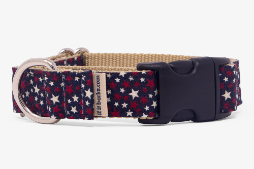 Heart of America Fabric Martingale