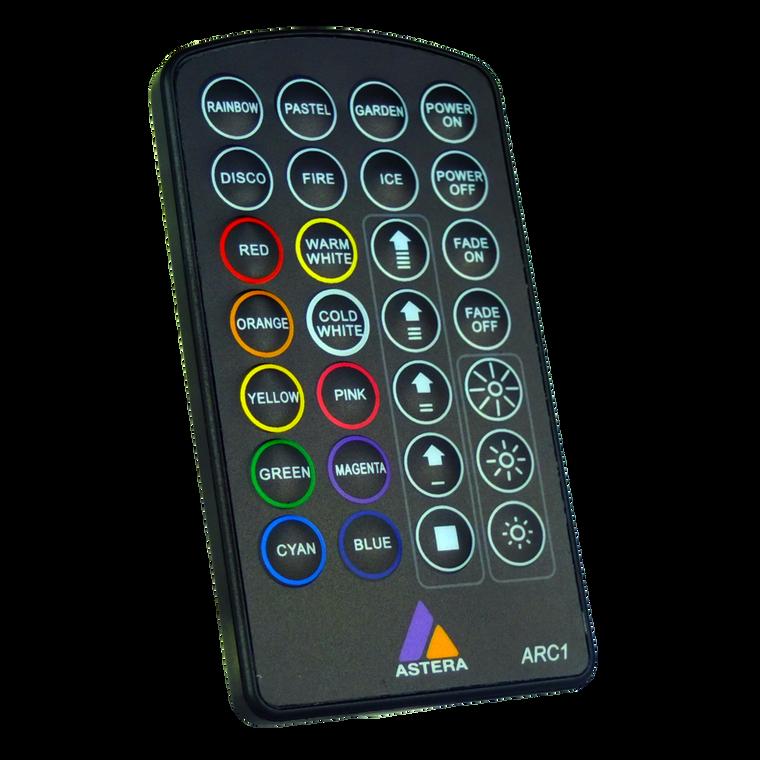 Astera Wireless LED Remote Control ARC1