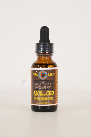 Tincture, 1200mg, CBG, g-plus