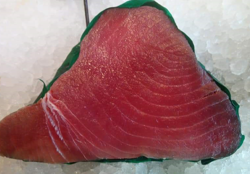 tuna, sushi, sashimi, raw fish, tuna loin