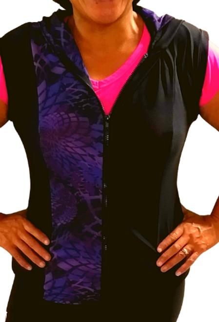 Chrissy Sleeveless Jacket